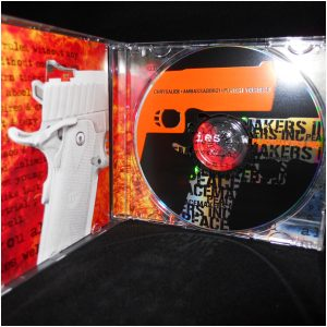 "CHRYSALIDE / AMBASSADOR21 / PUNISH YOURSELF ""Peacemakers Inc. II"""